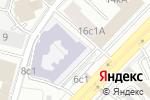 Схема проезда до компании Средняя общеобразовательная школа №1284 им. Наташи Ковшовой в Москве