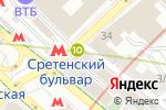 Схема проезда до компании ZOTMOSCOW в Москве