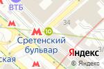 Схема проезда до компании ФотоКопир в Москве