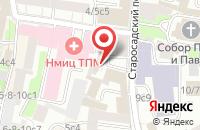Схема проезда до компании Ай Эм Ди Паблишинг в Москве