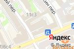 Схема проезда до компании Нефрит в Москве