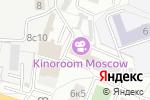 Схема проезда до компании Aspect в Москве
