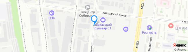 Деловая улица