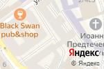Схема проезда до компании Унция в Москве