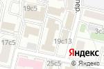 Схема проезда до компании Миллениум Банк в Москве