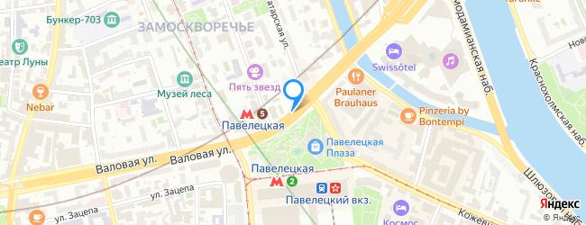 улица Зацепский Вал