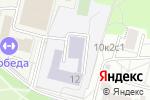 Схема проезда до компании Свиблово в Москве