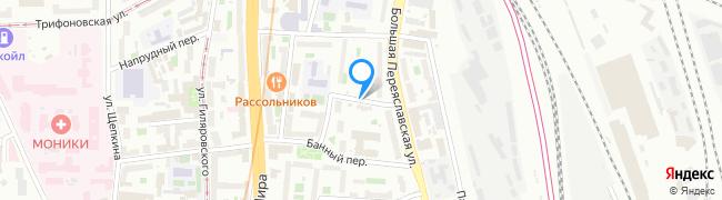 Глинистый переулок