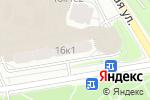 Схема проезда до компании Бебешки в Москве
