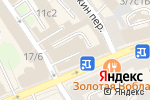 Схема проезда до компании Fit x Body в Москве