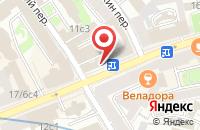 Схема проезда до компании Агата Кристи в Москве