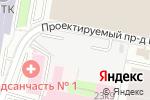 Схема проезда до компании РеалПлюс в Москве