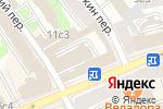Схема проезда до компании Chanclo в Москве