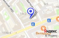 Схема проезда до компании ПТФ АЛЮСТЕК в Москве