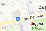 Схема проезда до компании Зоомир в Варениковской