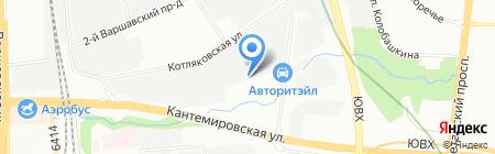 Mauricio Relli на карте Москвы