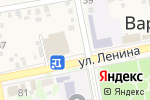 Схема проезда до компании Мясной магазин в Варениковской
