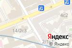 Схема проезда до компании Терка в Москве