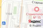 Схема проезда до компании 003.ru в Москве