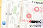 Схема проезда до компании Hermes-DPD в Москве
