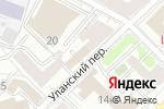 Схема проезда до компании КБ Агросоюз в Москве