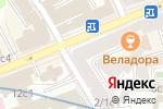 Схема проезда до компании Queen`s flowers в Москве