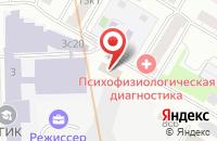 Схема проезда до компании Строй Индустрия в Москве