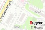 Схема проезда до компании Форинмега в Москве