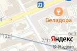 Схема проезда до компании Артвокал в Москве