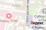 Схема проезда до компании Магик-УМ в Москве