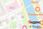 Схема проезда до компании InFocus в Москве