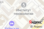 Схема проезда до компании АСВ-СТП в Москве