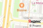 Схема проезда до компании Острые Козырьки в Москве