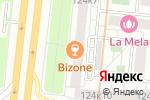 Схема проезда до компании Stilista в Москве