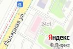 Схема проезда до компании Детская городская поликлиника №110 в Москве