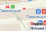 Схема проезда до компании Экспресс-Флай в Москве