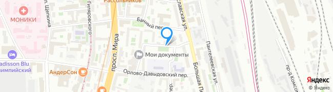 Скрябинский переулок