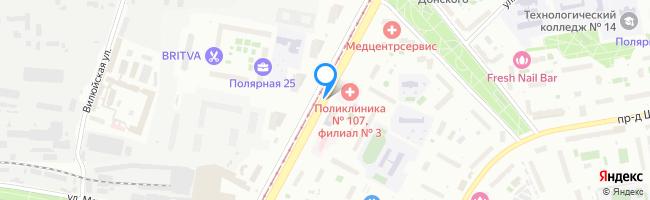 Полярная улица