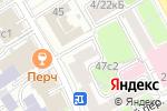 Схема проезда до компании Пушистый в Москве
