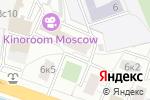 Схема проезда до компании АБС-Строй в Москве