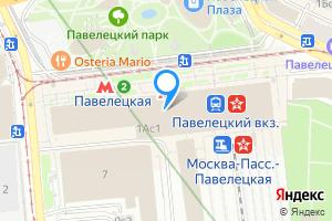 Сдается комната в четырехкомнатной квартире в Москве м. Павелецкая, Павелецкая площадь, 1А