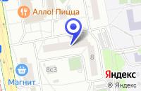 Схема проезда до компании АВАРИЙНО-ДИСПЕТЧЕРСКАЯ СЛУЖБА ДИРЕКЦИЯ ЕДИНОГО ЗАКАЗЧИКА в Москве