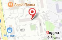 Схема проезда до компании Аделаида в Москве