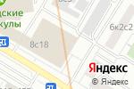 Схема проезда до компании Премьер-А в Москве