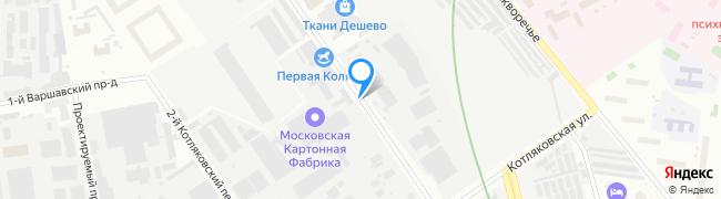 переулок Котляковский 1-й