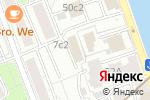 Схема проезда до компании Гран Лимитед в Москве