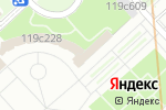 Схема проезда до компании Пи.Шаттл в Москве