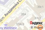 Схема проезда до компании Школа ногтевого дизайна Екатерины Мирошниченко в Москве