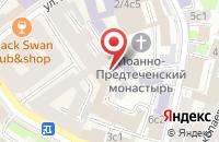 Схема проезда до компании Ремтранс в Москве