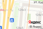 Схема проезда до компании Allomarket в Москве